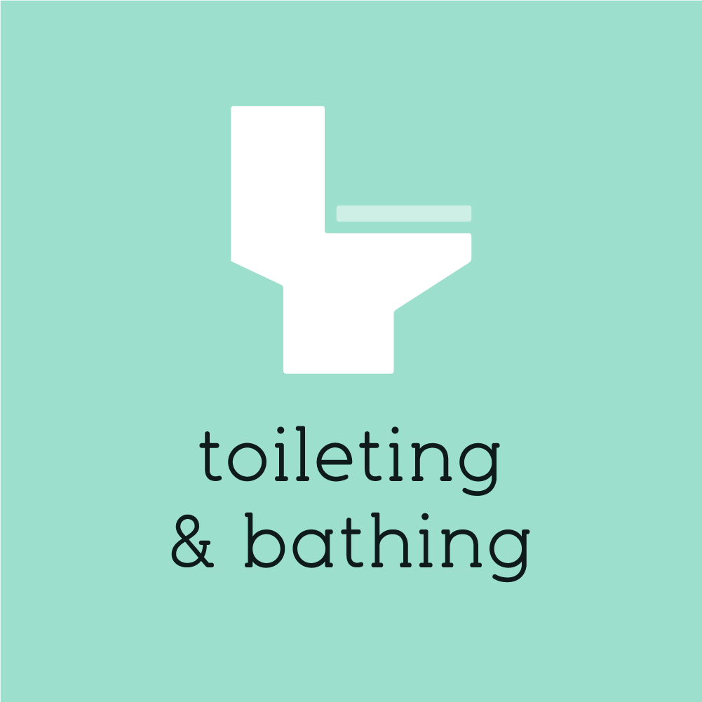 Toileting & Bathing