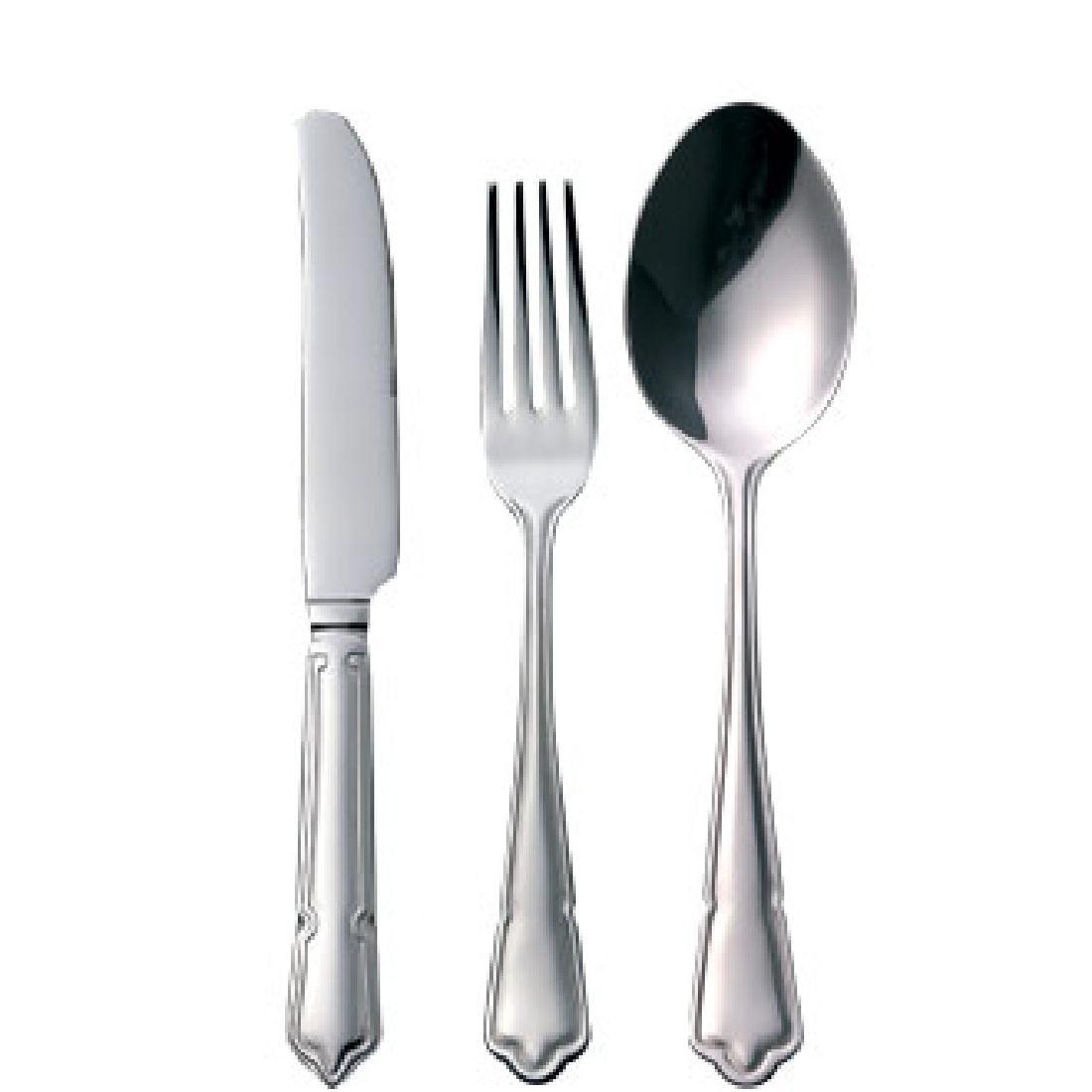 Dubarry 18/0 Stainless Steel Cutlery