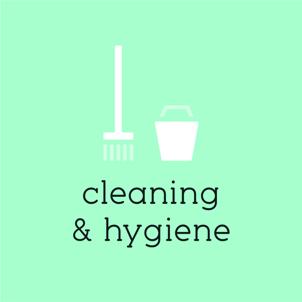 Cleaning & Hygiene