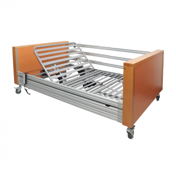Woburn Ultimate Bariatric 4 Section Profiling Bed 1200mm