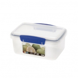 Klip It Storage Container 1 Litre 175x117x80mm