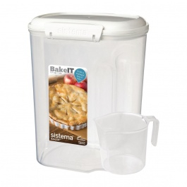 Klip It Storage Container Bakery 3.25L 230x176x132mm