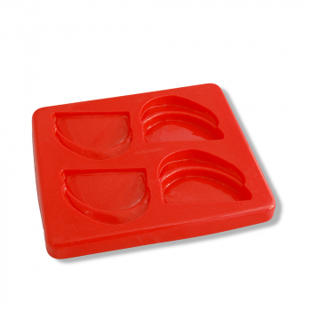 Puree Food Mould c/w Lid Sliced Meat