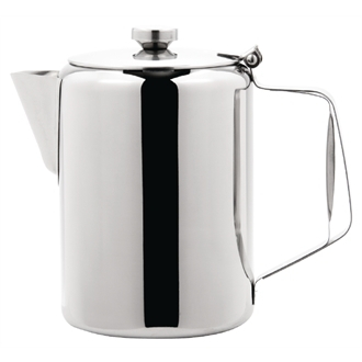 Coffee Pot Stainless Steel 2 Litre