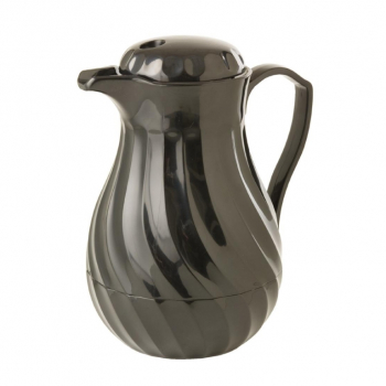 Insulated Beverage Jug 1.1 Litre Black