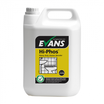 Hi-Phos Heavy Duty Toilet Cleaner and Descaler 5 Litres