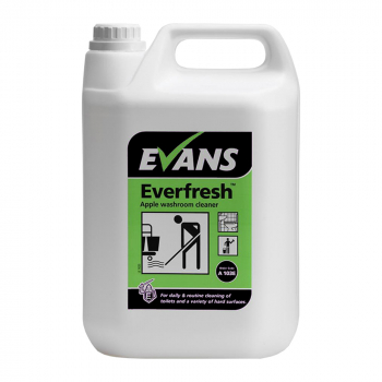 Everfresh Apple Toilet Cleaner 5 Litres