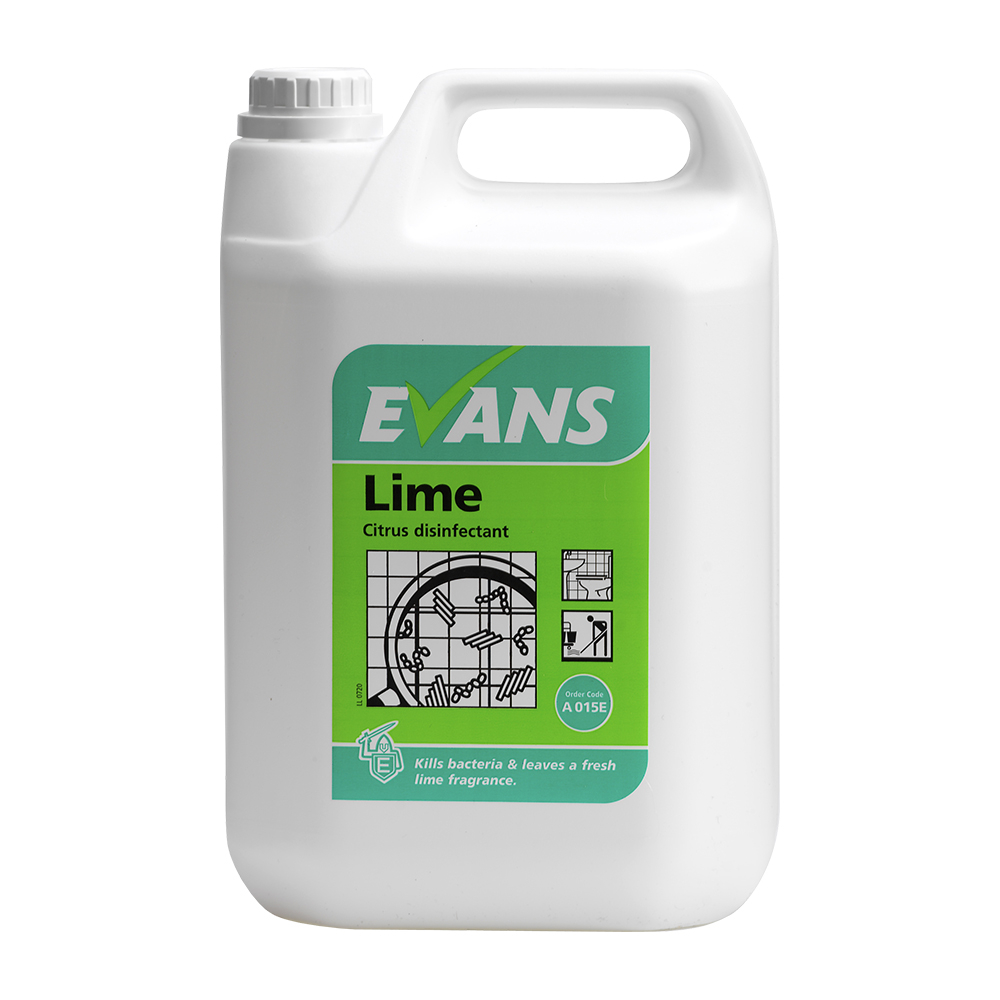 Lime Disinfectant 5 Litres
