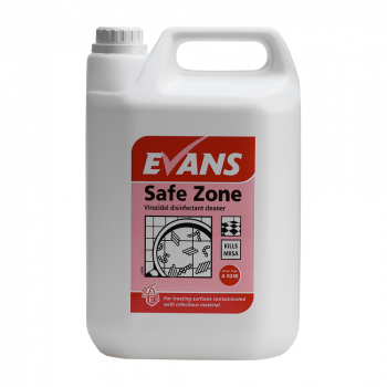 Safe Zone Virucidal Disinfectant Cleaner 5 Litres