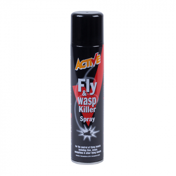 Active Fly and Wasp Killer 300ml