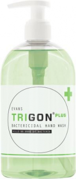 Trigon Plus Unperfumed Bactericidal Hand Wash 500ml