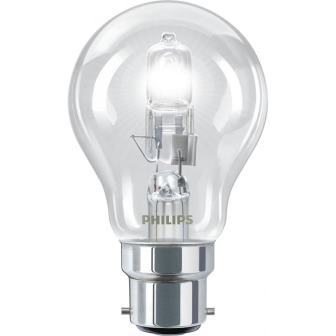 Philips 70 watt Eco Bayonet Type Light Bulb