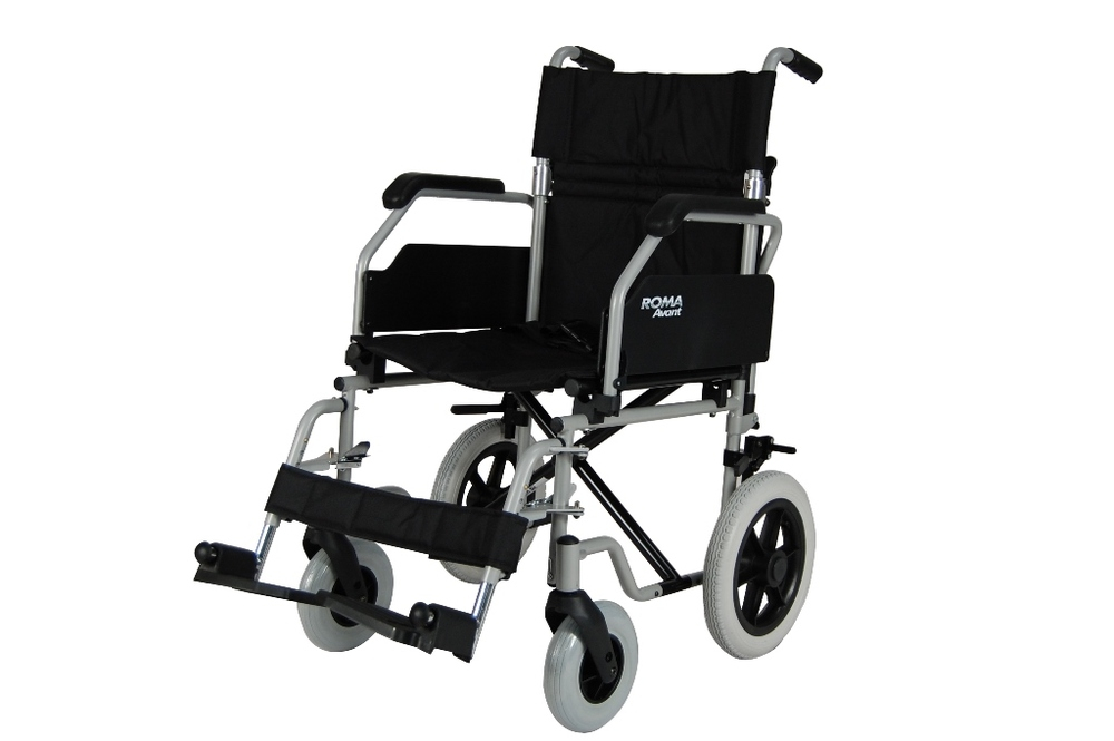 Car Transit Wheelchair 18