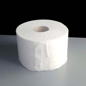 Micro Jumbo Toilet Rolls 2ply 125mx86mm