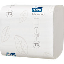Tork Folded Toilet Tissue 2ply 242 Sheet