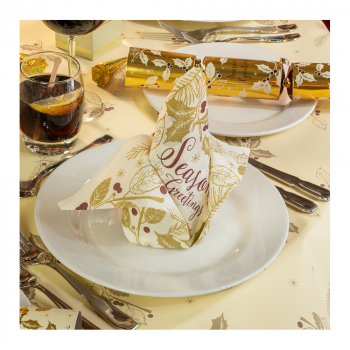 Season's Greetings Tableware Selection Pack