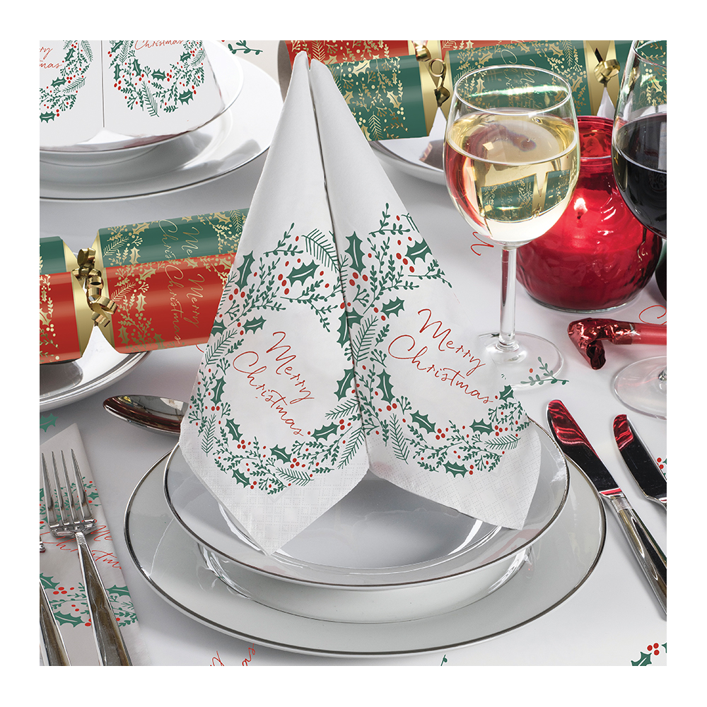 Holly & Ivy Tableware Selection Pack