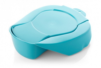 Vector Bedpan with Lid