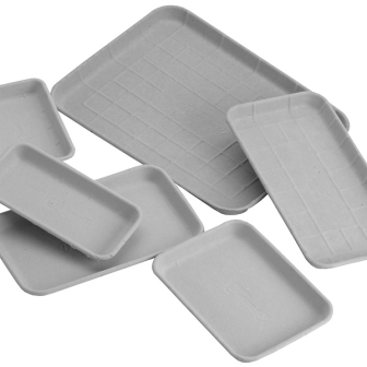 Pulp Trays Small 181x137x19mm