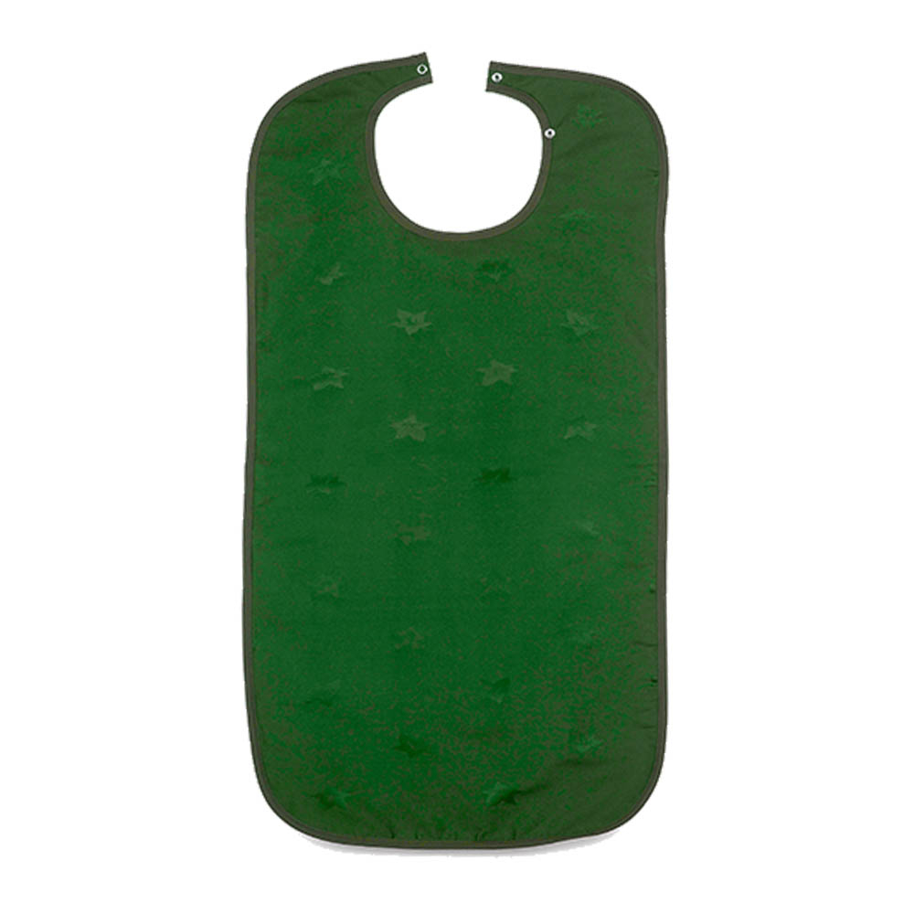 Dignified Adult Bib 45x90cm Green